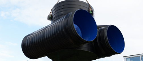 Water Drainage Pipes
